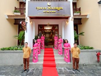 Hanoi Nostalgia Hotel