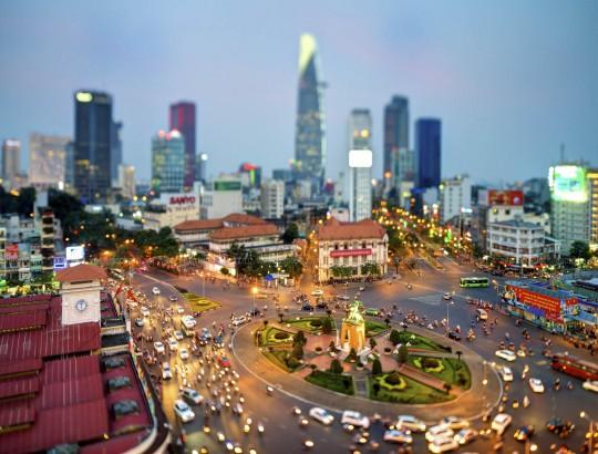 Sai Gon – Mui Ne – Mekong Tours 6D5N