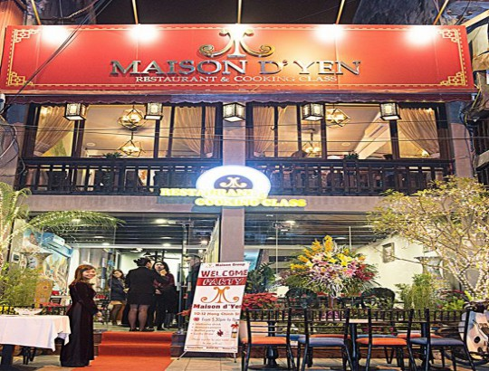 Maison D'Yen Restaunant