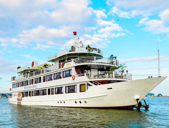 Halong Silver Sea Cruise