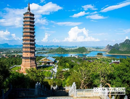Trang An Bai Dinh 1 Day Group Tour