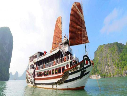 Halong Royal Palace Cruise
