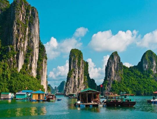 Hanoi - Halong - Sapa Package 4D3N