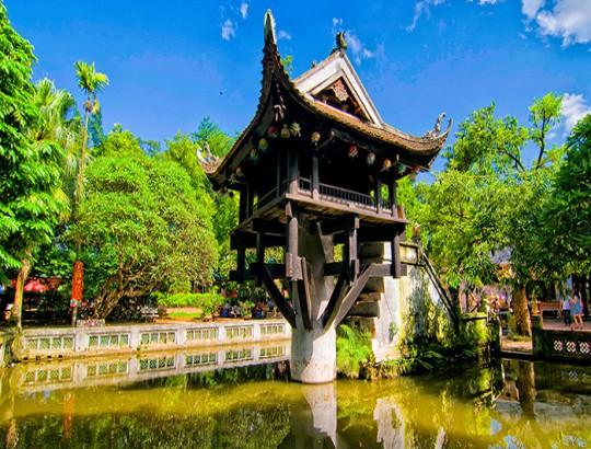Hanoi - Halong - Sapa - Hoalu - 7D6N