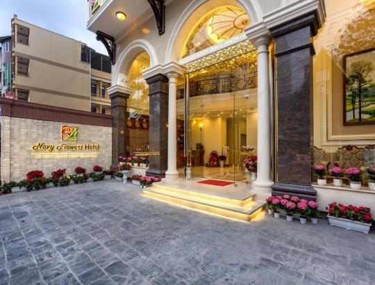 Navy Flowers Hotel