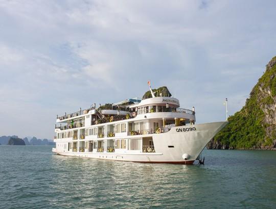 Ancora Cruises 5 Stars - HaLong Bay